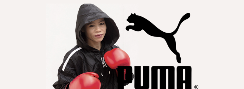 Puma partners with World Boxing Champion Mary Kom
